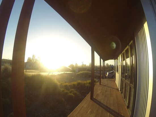 Musterer's High Country Accomodation: Sun Rise