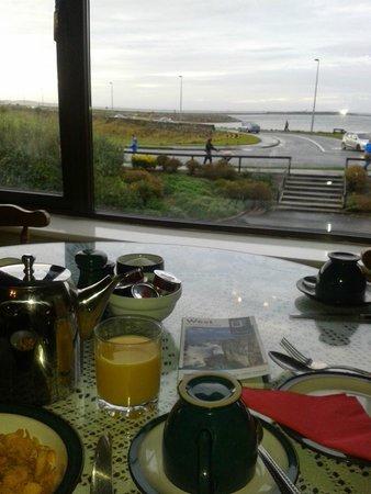 Ocean Crest House : Vistas desde el comedor