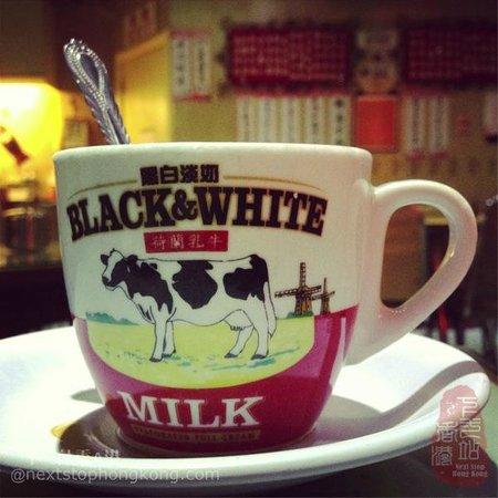 NextStopHongKong - Hong Kong Private Walking Tour : Hong Kong Style Milk Tea