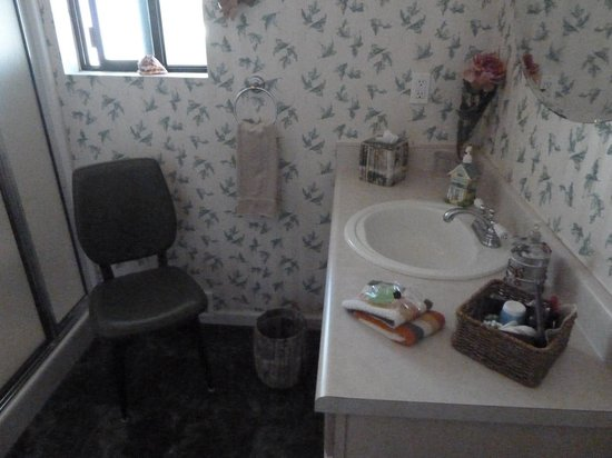 Old Trout Bed and Breakfast: Bathroom