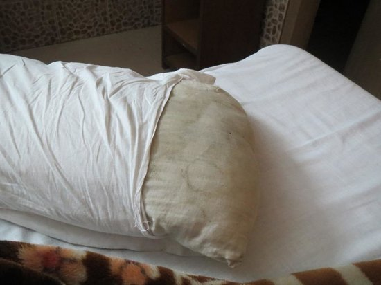 Hotel Shangri-La: Pillow