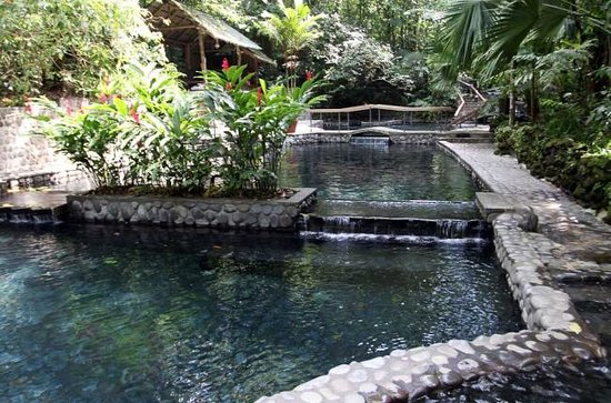 Ecotermales Fortuna: The beautiful Ecotermales Hot Springs