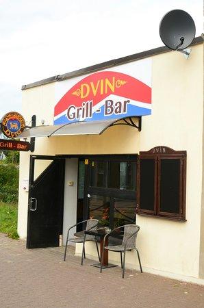 Grill bar DVIN