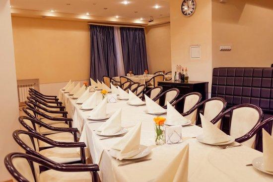 Avialuxe Hotel: Restaurant