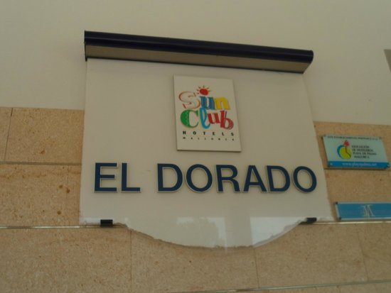 Sun Club El Dorado: El dorado