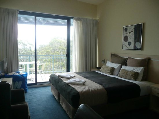 The Landmark Nelson Bay: Studio room