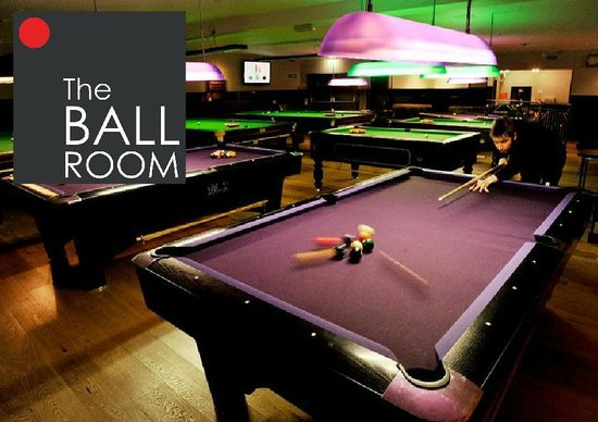 ‪The Ball Room Sports Bar & Pool Hall (Glasgow)‬