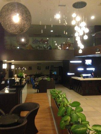 Beltif Hotel Kuala Lumpur: Lobby