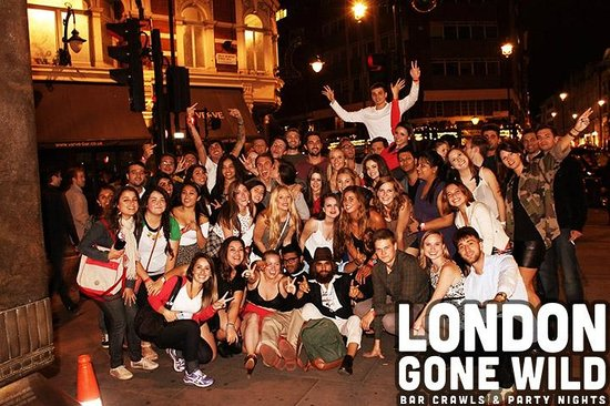 London Party