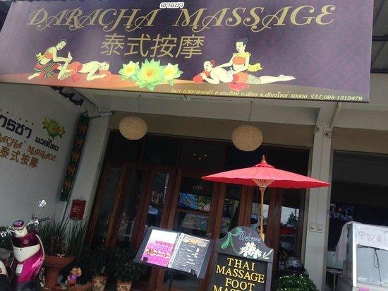 Daracha massage