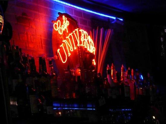 Cafe Universel A Paris