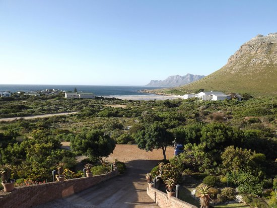 Wonderlings B&B: View from the balcony