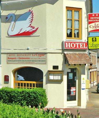 Hotel Restaurant Le Cygne