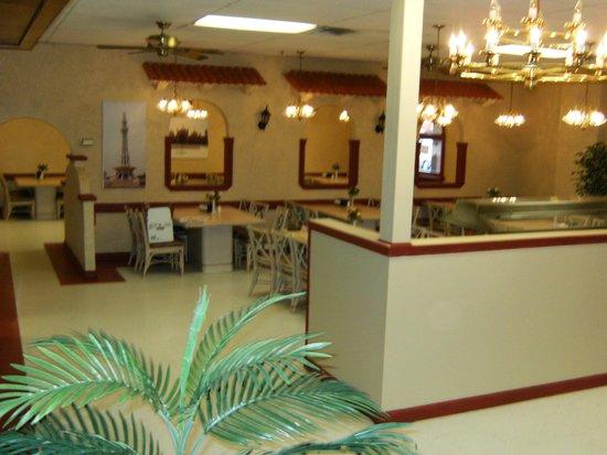 crave restaurant lahore