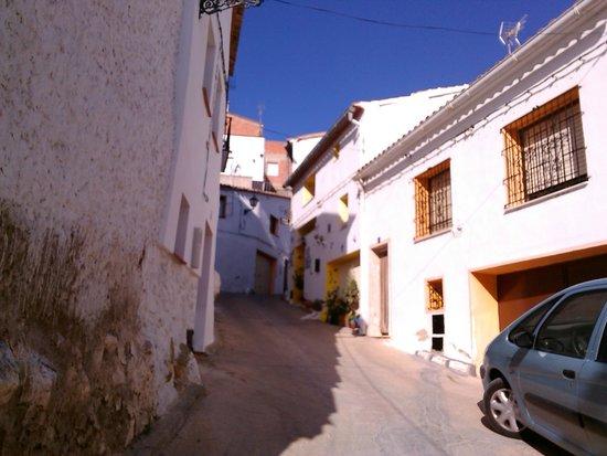 La Casa Serena: Front of 'Casa Serena'