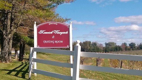 Keswick Vineyards: Keswick Vineyard in Virginia