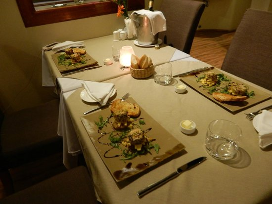 terrine de foie gras picture of olive cuisine de saison siem reap tripadvisor. Black Bedroom Furniture Sets. Home Design Ideas