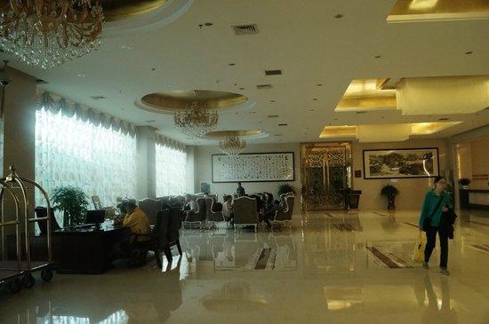 Zhengling Hotel: Entradas