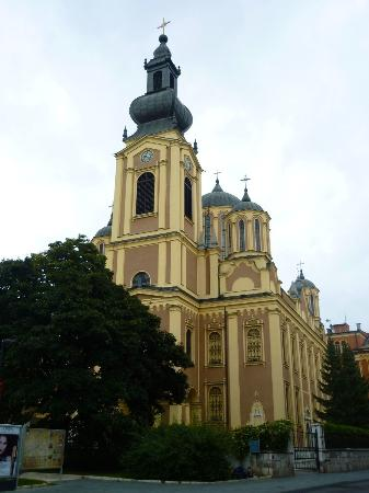 Serbian Orthodox Cathedral