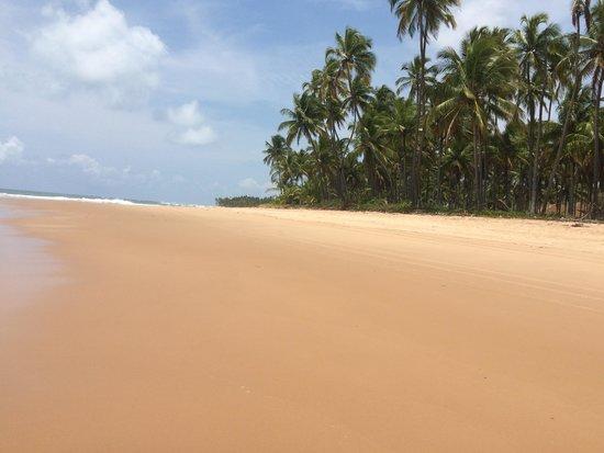 Bombaca Beach