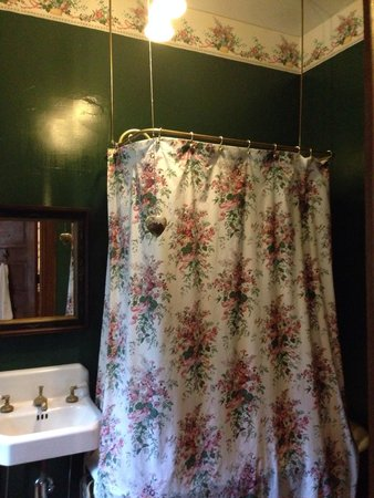 Spencer-Silver Mansion: My water closet