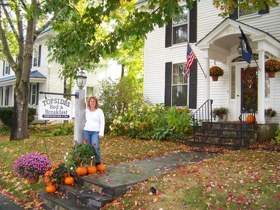 Topsides Bed and Breakfast: Topsides B&B Wolfeboro, NH