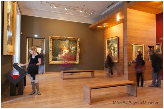 Musee Baron Gerard: MAHB-Musée d'art et d'histoire Baron Gérard Bayeux
