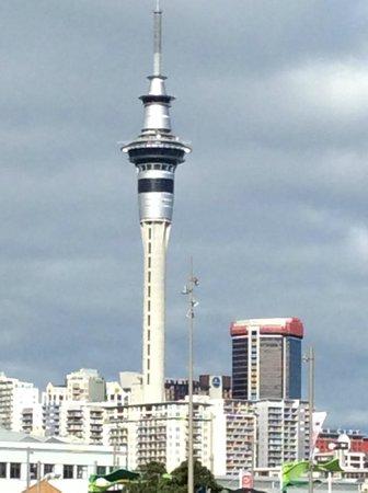 Copthorne Hotel Auckland City: Desde el puerto