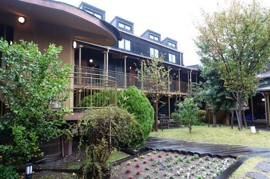 Shimanto no Yado: Inner garden