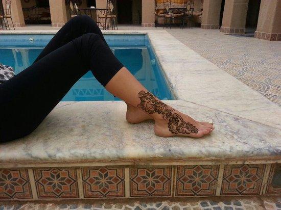 Nasser Palace Hotel & Bivouacs: El Arte Marroqui en Nasser Palace