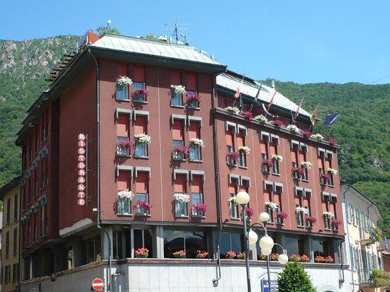 Hotel Ristorante Croce Bianca: Esterno