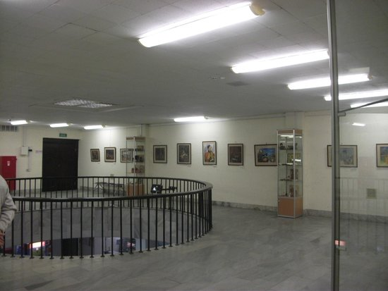 Cultural Center Inspiration