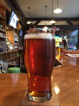 Borealis Grille & Bar: Smashbomb Atomic IPA from Flying Monkey