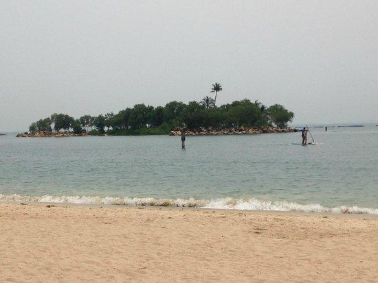 Stand Up na Tanjong Beach