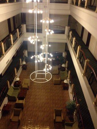 Moscow Marriott Tverskaya Hotel : The hall