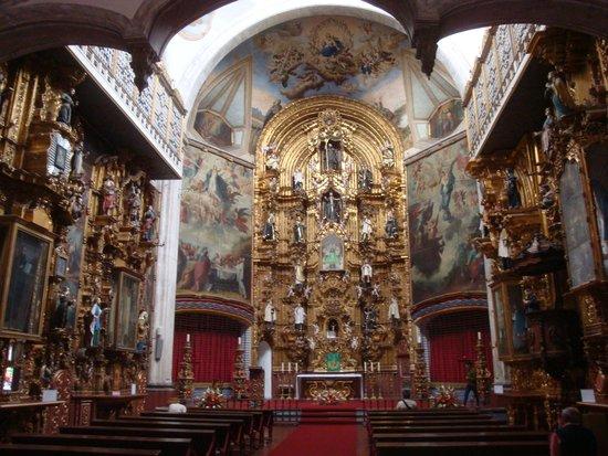 "Iglesia Nuestra Senora del Pilar ""La Ensenanza"""