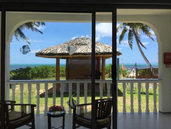 Le Tropique Villa : Vue de l'appart