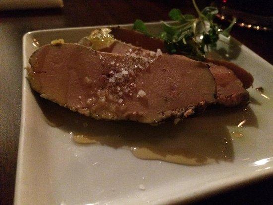 Chez Chose : Foie gras de canard