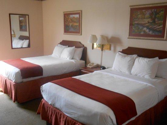 Quality Inn & Suites : 2 Queen Room