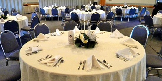 Quality Inn & Suites : Grand Ball Room