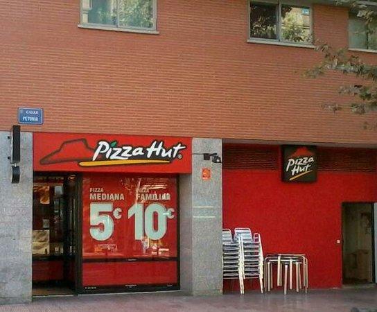 Pizza hut m stoles fotos n mero de tel fono y - Restaurantes pizza hut ...