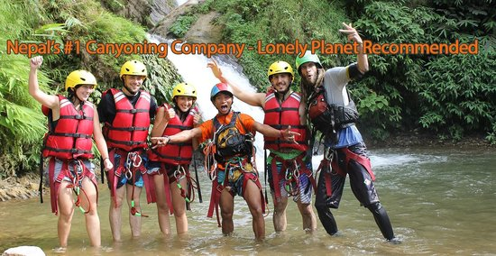 Hardcore Nepal Extreme Adventures - Day Tours : Nepal's #1 Canyoning Tours - Jalbire Canyon, Chitwan