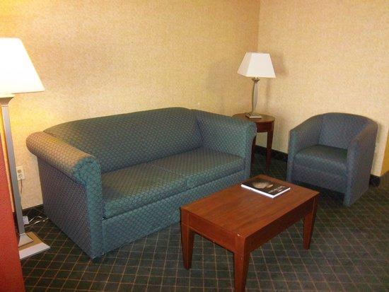 Comfort Inn & Suites Los Alamos: King Suite
