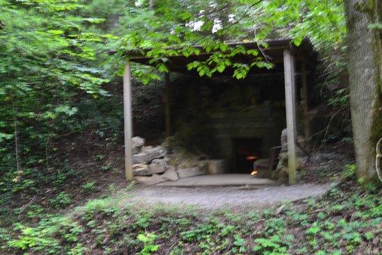 bristol caverns admission