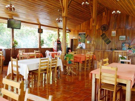 Hotel Las Gardenias: Restaurant