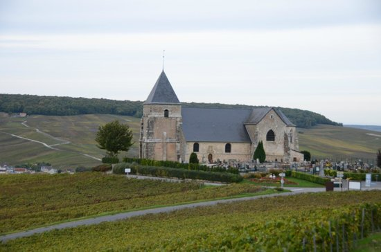 La Briqueterie: This is the church on the hill that you can see from the hotel. Worth a visit!
