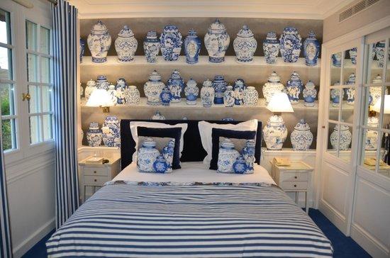 Hostellerie La Briqueterie: Our amazing room