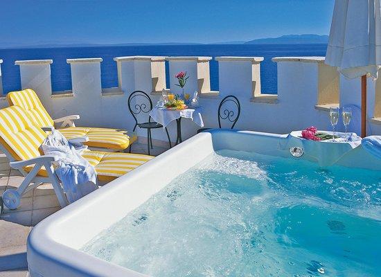 Hotel miramar bewertungen fotos preisvergleich opatija kroatien tripadvisor - Whirlpool dachterrasse ...