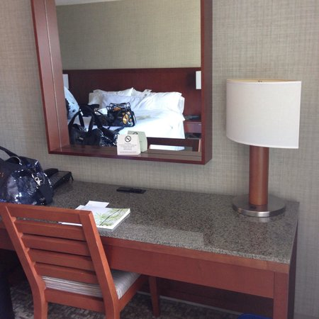The Westin Convention Center Pittsburgh: Room on 8th floor- ✨Go Steelers✨