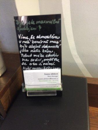 Starbucks Staromestske: Hezky!!